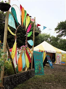 Shambala – Leading sustainability light on the UK festival circuit