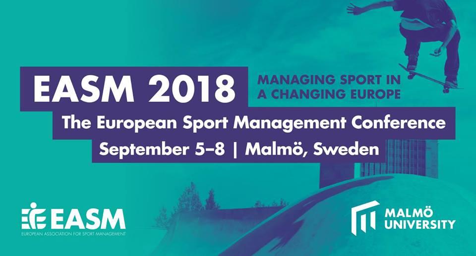 #EASM2018 Conference